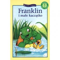 Wydawnictwo Debit Literatura Dziecięca FRANKLIN I MAŁE KACZĄTKO 676857