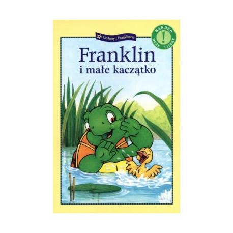 Wydawnictwo Debit Literatura Dziecięca FRANKLIN I MAŁE KACZĄTKO 6857