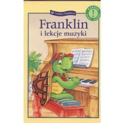 Wydawnictwo Debit Literatura Dziecięca FRANKLIN I LEKCJE MUZYKI 675782