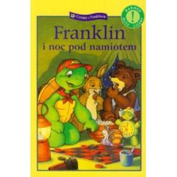 Wydawnictwo Debit Literatura Dziecięca FRANKLIN I NOC POD NAMIOTEM 675010
