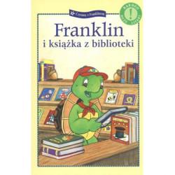Wydawnictwo Debit Literatura Dziecięca FRANKLIN I KSIĄZKA Z BIBLIOTEKI 5003