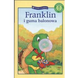 Wydawnictwo Debit Literatura Dziecięca FRANKLIN I GUMA BALONOWA 5744