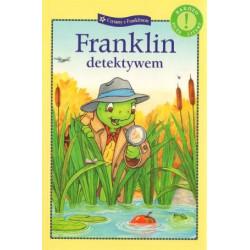 Wydawnictwo Debit Literatura Dziecięca FRANKLIN DETEKTYWEM 5799