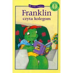 Wydawnictwo Debit Literatura Dziecięca FRANKLIN CZYTA KOLEGOM 674976
