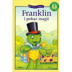 Wydawnictwo Debit Literatura Dziecięca FRANKLIN I POKAZ MAGII 675768