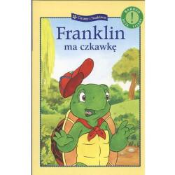 Wydawnictwo Debit Literatura Dziecięca FRANKLIN MA CZKAWKĘ 675720