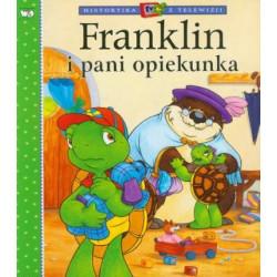 Wydawnictwo Debit Literatura Dziecięca FRANKLIN I PANI OPIEKUNKA 2590