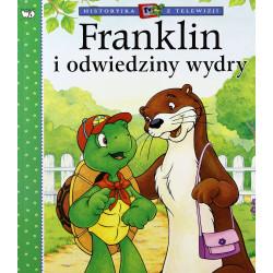 Wydawnictwo Debit Literatura Dziecięca FRANKLIN I ODWIEDZINY WYDRY 2705