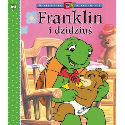 Wydawnictwo Debit Literatura Dziecięca FRANKLIN I DZIDZIUŚ 7601