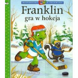 Wydawnictwo Debit Literatura Dziecięca FRANKLIN GRA W HOKEJA 2620