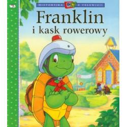 Wydawnictwo Debit Literatura Dziecięca FRANKLIN I KASK ROWEROWY 2668