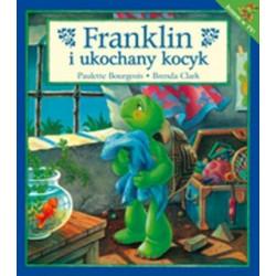 Wydawnictwo Debit Literatura Dziecięca FRANKLIN I UKOCHANY KOCYK 7571