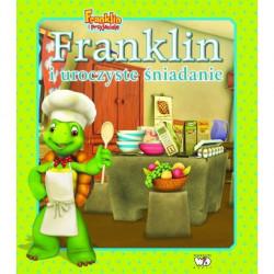 Wydawnictwo Debit Literatura Dziecięca FRANKLIN I UROCZYSTE ŚNIADANIE 570283