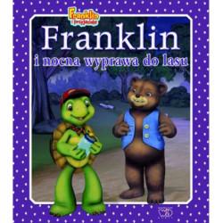 Wydawnictwo Debit Literatura Dziecięca FRANKLIN I NOCNA WYPRAWA 0276