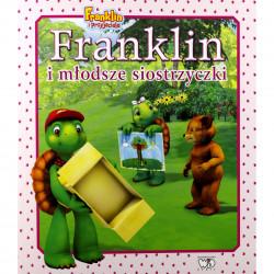Wydawnictwo Debit Literatura Dziecięca FRANKLIN I MŁODSZE SIOSTRZYCZKI 679094