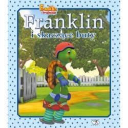Wydawnictwo Debit Literatura Dziecięca FRANKLIN I SKACZĄCE BUTY 8134