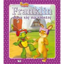 Wydawnictwo Debit Literatura Dziecięca FRANKLIN DĄSA SIĘ NA SIOSTRĘ 9612