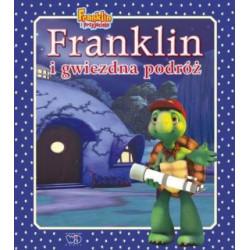 Wydawnictwo Debit Literatura Dziecięca FRANKLIN I GWIEZDA PODRÓŻ 8639