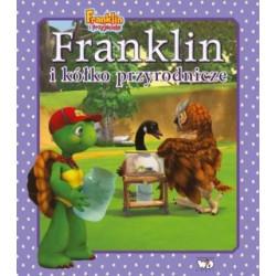 Wydawnictwo Debit Literatura Dziecięca FRANKLIN I KÓŁKO PRZYRODNICZE 8622