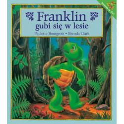 Wydawnictwo Debit Literatura Dziecięca FRANKLIN GUBI SIĘ W LESIE 7588