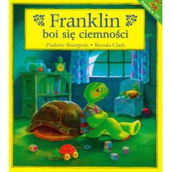 Wydawnictwo Debit Literatura Dziecięca FRANKLIN BOI SIĘ CIEMNOŚCI 673818