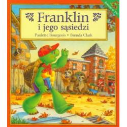 Wydawnictwo Debit Literatura Dziecięca FRANKLIN I JEGO SĄSIEDZI 2446