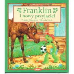 Wydawnictwo Debit Literatura Dziecięca FRANKLIN I NOWY PRZYJACIEL 4563
