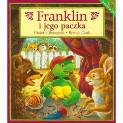 Wydawnictwo Debit Literatura Dziecięca FRANKLIN I JEGO PACZKA 672293