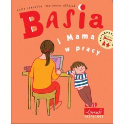 EGMONT Książka dla Dzieci Literatura Dziecięca BASIA I MAMA W PRACY 3360