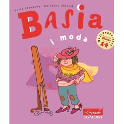 EGMONT Książka dla Dzieci Literatura Dziecięca BASIA I MODA 776505