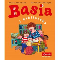 EGMONT Książka dla Dzieci Literatura Dziecięca BASIA I BIBLIOTEKA 1980