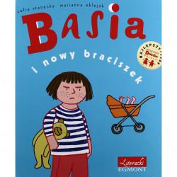 EGMONT Książka dla Dzieci Literatura Dziecięca BASIA I NOWY BRACISZEK 3209
