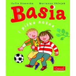 EGMONT Książka dla Dzieci Literatura Dziecięca BASIA I PIŁKA NOŻNA 105416