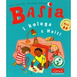 EGMONT Książka dla Dzieci Literatura Dziecięca BASIA I KOLEGA Z HAITI 752011