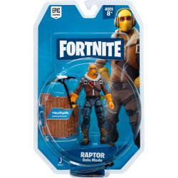 Jazwares FORTNITE Figurka RAPTOR Solo Mode FNT0014