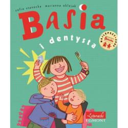 EGMONT Książka dla Dzieci Literatura Dziecięca BASIA I DENTYSTA 2431
