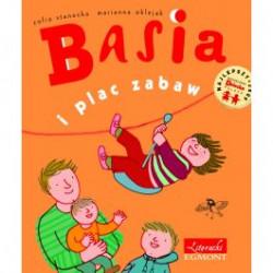 EGMONT Książka dla Dzieci Literatura Dziecięca BASIA I PLAC ZABAW 752288