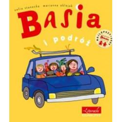 EGMONT Książka dla Dzieci Literatura Dziecięca BASIA I PODRÓŻ 6031