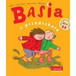 EGMONT Książka dla Dzieci Literatura Dziecięca BASIA I PRZEDSZKOLE 3124
