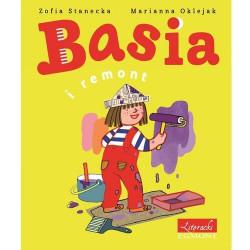 EGMONT Książka dla Dzieci Literatura Dziecięca BASIA I REMONT 5645