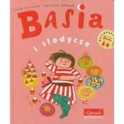 EGMONT Książka dla Dzieci Literatura Dziecięca BASIA I SŁODYCZE 752202