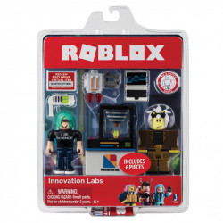 JAZWARES Roblox Dwupak Figurek INNOVATION LABS 10742