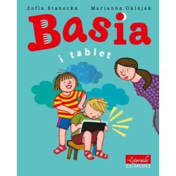 EGMONT Książka dla Dzieci Literatura Dziecięca BASIA I TABLET 1072