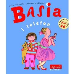EGMONT Książka dla Dzieci Literatura Dziecięca BASIA I TELEFON 752356