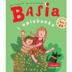 EGMONT Książka dla Dzieci Literatura Dziecięca BASIA I OPIEKUNKA 3377