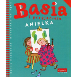EGMONT Książka dla Dzieci Literatura Dziecięca BASIA I PRZYJACIELE Anielka 114227