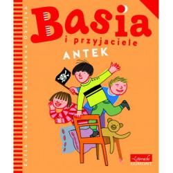 EGMONT Książka dla Dzieci Literatura Dziecięca BASIA I PRZYJACIELE Antek 114210