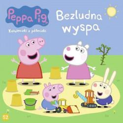 Wydawnictwo Media Serwis Zawada Książeczka dla Dzieci ŚWINKA PEPPA Bezludna Wyspa 9557