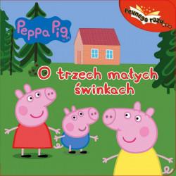 Wydawnictwo Media Serwis Zawada Literatura Dziecięca ŚWINKA PEPPA Bajka o Trzech Małych Świnkach 5375