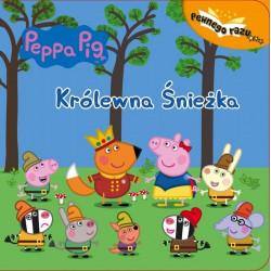 Wydawnictwo Media Serwis Zawada Literatura Dziecięca ŚWINKA PEPPA Bajka o Królewnie Śnieżce 5351